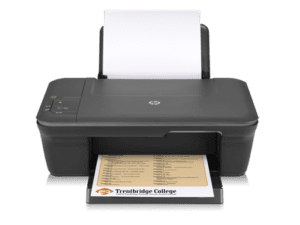 HP Deskjet 1055 All-in-One Printer - J410e-0
