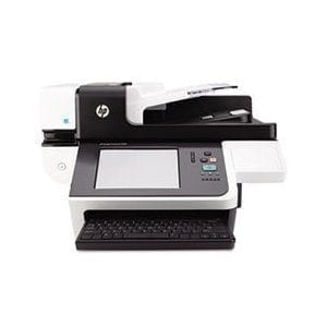 Hp - Scanjet Enterprise 8500Fn1 Document Capture Workstation
