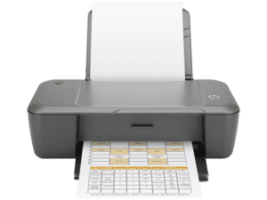 HP Deskjet 1000 Printer - J110a-0