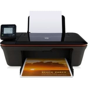 HP Deskjet 3056A e-All-in-One Printer Copier Scanner - CR239A-0