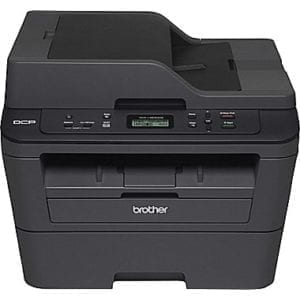 Brother DCPL2540DW Compact Laser Multi-Function Copier-0