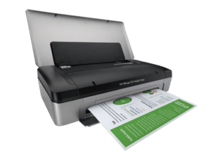 HP Officejet 100 Mobile Printer - OPEN BOX-0