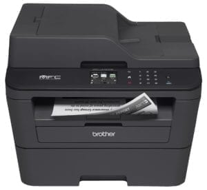 Brother Laser All-in-One Network/Duplex Printing MFCL2720DW-0
