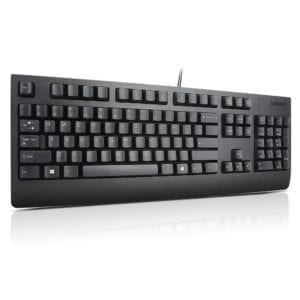 LENOVO USB WIRED KEYBOARD-0