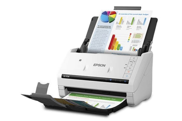 DS-575W WIRELESS COLOR DOCUMENT SCANNER-41036