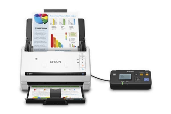 DS-575W WIRELESS COLOR DOCUMENT SCANNER-41035