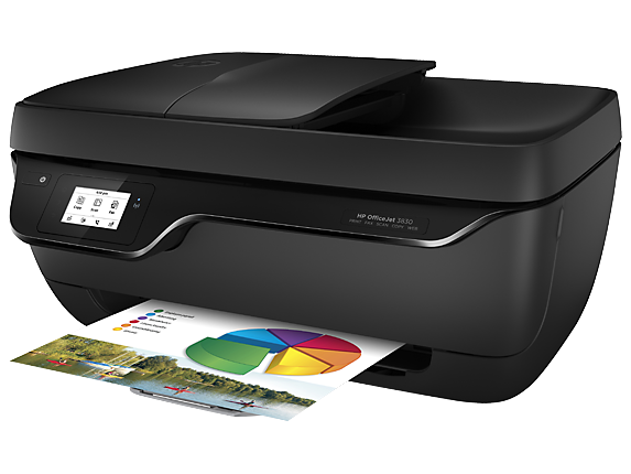 HP OfficeJet 3830 All-in-One Printer - K7V40A-41401