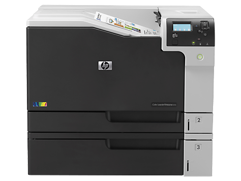 HP Color LaserJet Enterprise M750n - D3L08A-41367