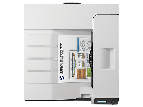 HP Color LaserJet Enterprise M750n - D3L08A-41366