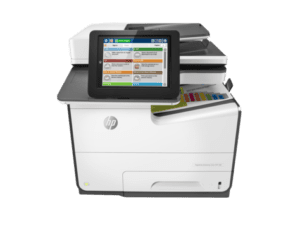HP PageWide Enterprise Color MFP 586f - G1W40A-0