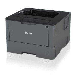 Brother HL-L5200DW Business Laser Printer with Wireless Networking and Duplex Printing - HL-L5200DW-0