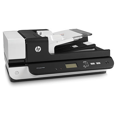 HP ScanJet Enterprise 7500 - 600 dpi x 600 dpi - Document Scanner -0