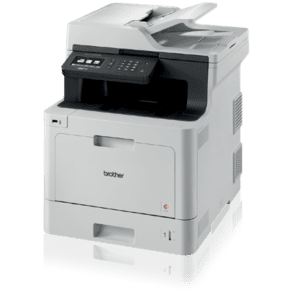 Brother MFC-L8610CDW Business Color Laser All-in-One with Duplex Printing and Wireless Networking - MFC-L8610CDW-0