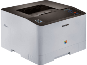 Samsung Xpress SL-C1810W Color Laser Printer - SS204E-0