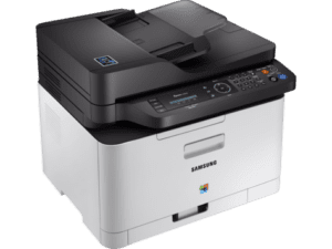 Samsung Xpress SL-C480FW Color Laser Multifunction Printer - SS256D-0